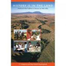 Cover Image of History is in the land
