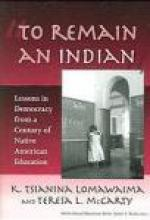 Cover Image of To Remain an Indian