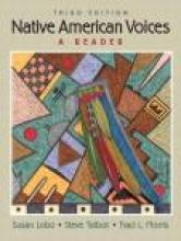 Cover Image of Native American voices